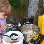 Gurken süss sauer   aus eigener Ernte selbstgemacht - kinderleicht