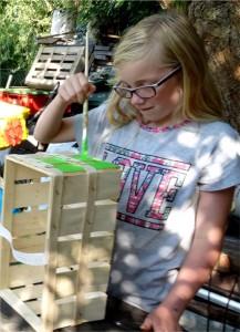 Upcycling – Kinder sind die wahren Künstler
