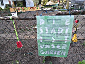 Urban Gardening Manifest