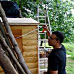 Mobin ausmessen Dachpappe