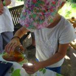 Anna vorsichtig gießen Salbe