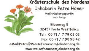 Kräuterschule des Nordens Petra