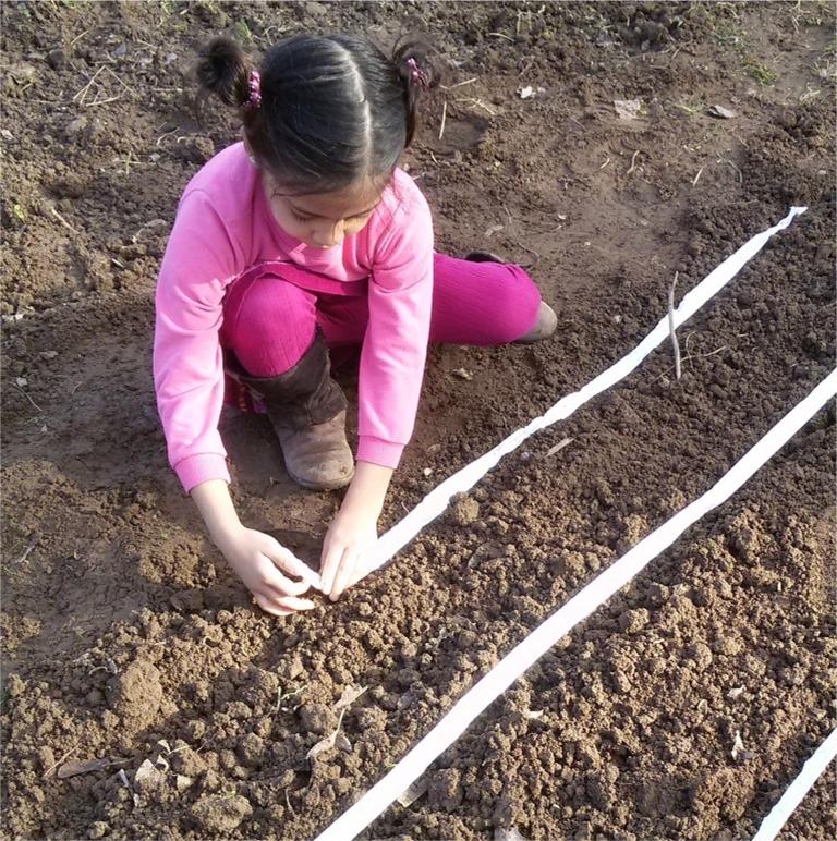 Tochter 5 jahre Saatband