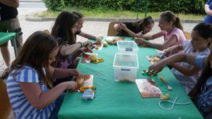 Sommerfest  –  Schnippelparty für Kids