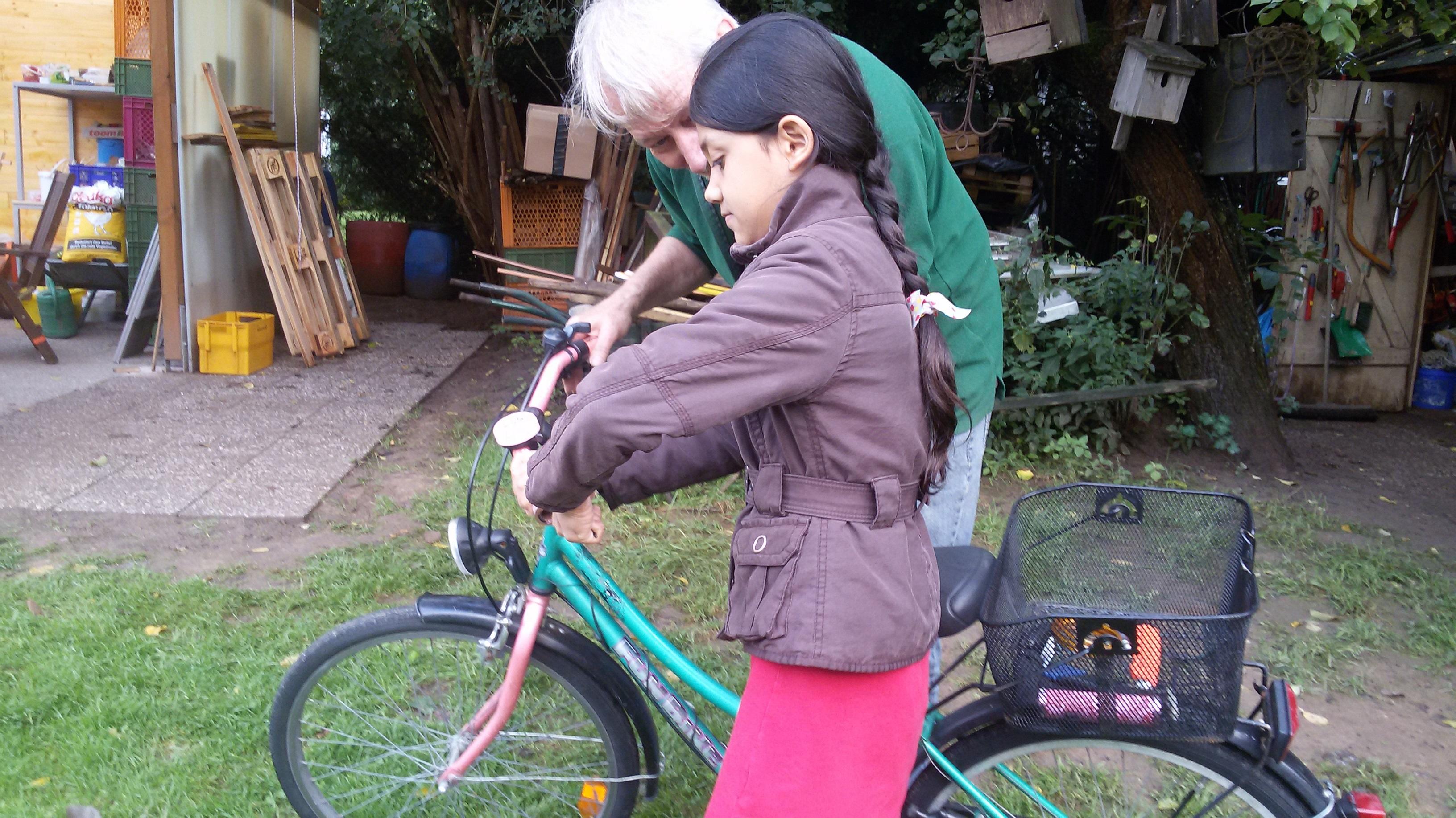 Lothar Mandra Fahrrad