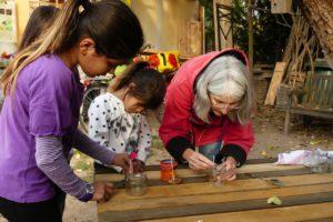 Kerzen Rita hilft Kindern