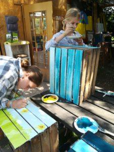 Upcycling  –  Kunst trifft Umweltschutz