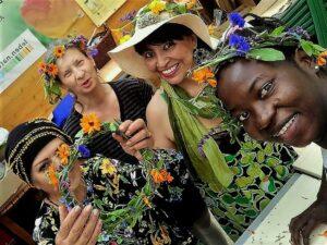 Die Blumenfrauen