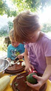Gartengemüse konservieren