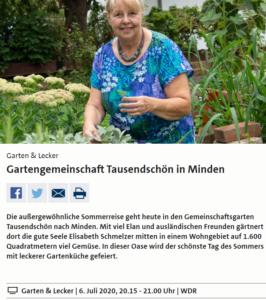 Garten & Lecker im Tausendschön