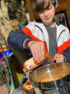 Volle Pfanne – Kids kochen